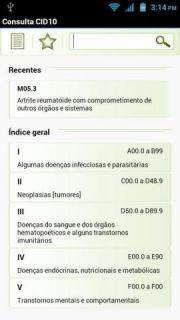 Consulta CID10 FREE