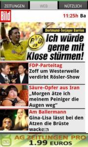 AG German Newspapers FREE
