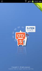 S-Pen Voice pro