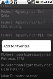 KL Traffic Cam