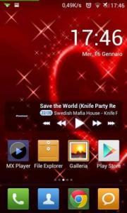 Valentine Day Heart Lite LWP