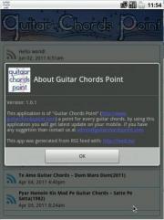 Guitar Chords Point
