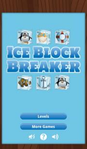 Ice Block Breaker