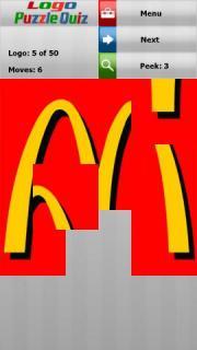 Logo Puzzle Quiz