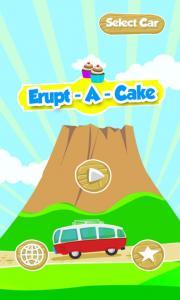 Erupt A Cake