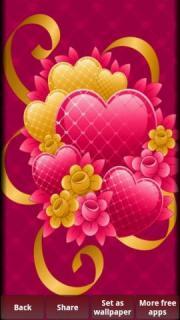 HD V01 Love Wallpaper