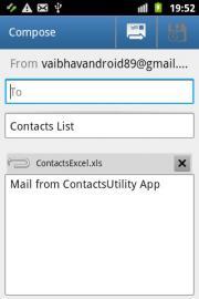 ContactsUtility