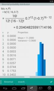 Statistics Box