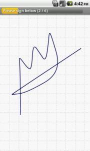 BioWallet Signature