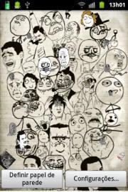 Memes 3D Live Wallpaper