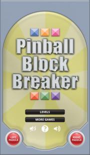 Pinball Block Breaker