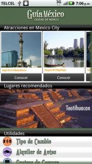 Guía México City