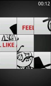 Meme Sliding Puzzle
