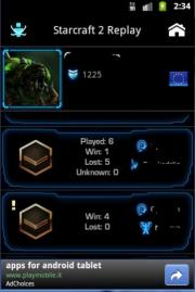 Starcraft 2 Replay Manager
