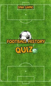 Football History Quiz