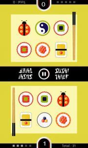 Pocket Sushi Thief