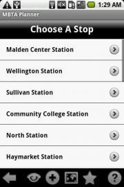 MBTA Planner