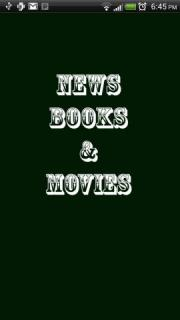 News Books & Movies