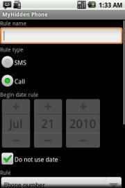 MyHidden Phone