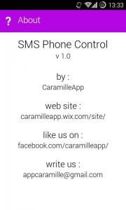 SMS Phone Control
