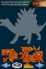 Shape Puzzle - Dinosaur