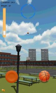 3D Extreme Basketball