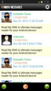 Read My SMS