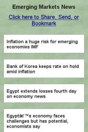 Equity Markets News
