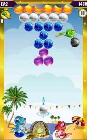 Dino Bubble 2