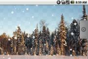 Russian Winter Live Wallpaper