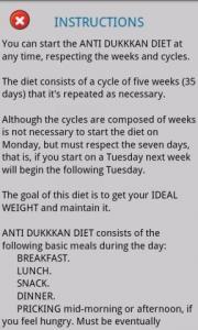 Anti DuKKKan Diet