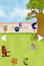 English Alphabet Game