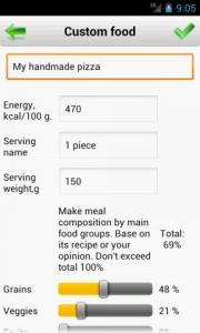 Smart Food Tracker Pro