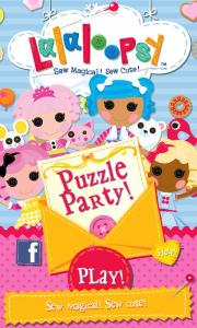 Lalaloopsy Puzzle Party