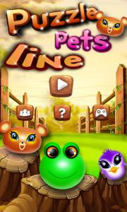 Puzzle Pets Line