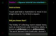 Alamot's Matchstick Puzzles