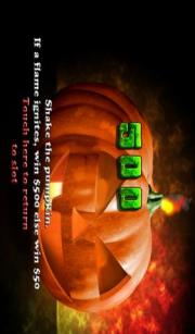 Haunted Halloween 3D Slot Machine
