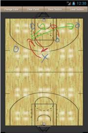 Basketball Coach Board
