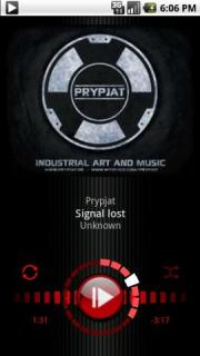 Lithium Music Player
