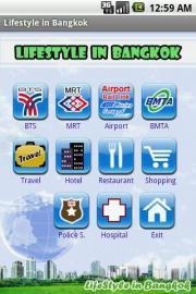 Lifestyle in Bangkok