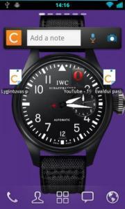 Exclusive Wristwatch IWC Pilot