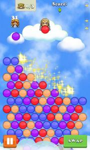 Bubble Shooter REVERSE