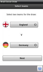 Brazil Goal Draw
