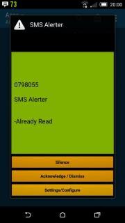 SMS Alerter