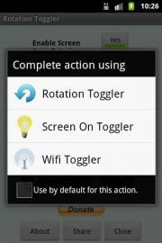 Rotation Toggler