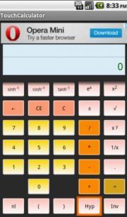 TouchCalculator