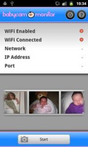 BabyCam Monitor