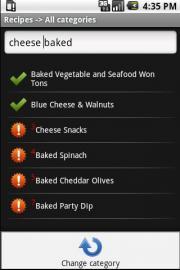 Smart CookBook LITE
