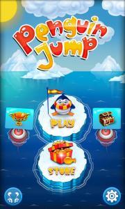 Penguin Jump Saga