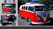 Puzzle. VW Transporter